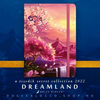 Dreamland - Secret PLANNER 2022