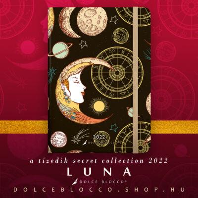 Luna - SECRET Family Planner 2022