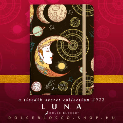 Luna - Secret CALENDAR GRANDE 2022