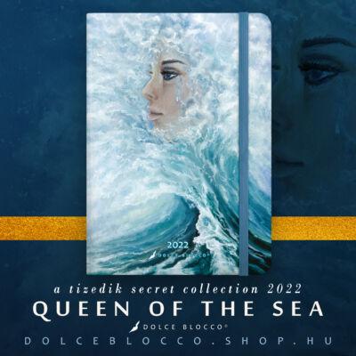 Queen of the Sea - Secret PLANNER 2022