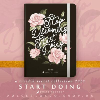 Start Doing - SECRET Family Planner 2022