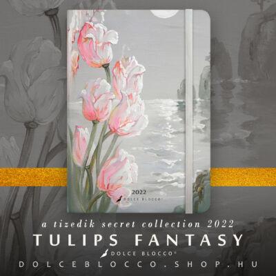 Tulips Fantasy - Secret PLANNER 2022