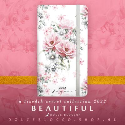 Beautiful - Secret Pocket Planner 2022