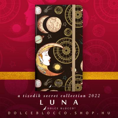 Luna - Secret Pocket Planner 2022